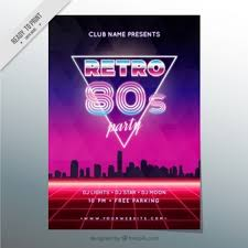 8o s 80s vectors photos and psd files free download