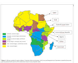 Africa Religion Map by Africa 2015 Quo Vadis Africa Major Challenges For 2015 Drayton