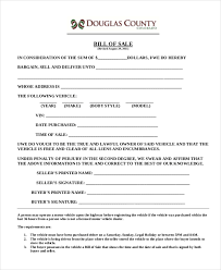 sample motorcycle bill of sale form 7 free documents in doc pdf