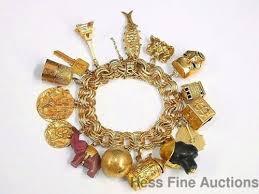 fine charm bracelet images 516 best charmed images charm bracelets vintage jpg