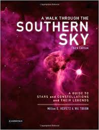 walk southern sky guide stars constellations