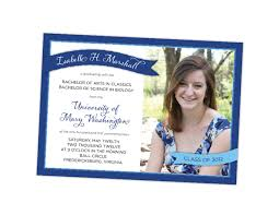college grad announcements college graduation invitation cloveranddot