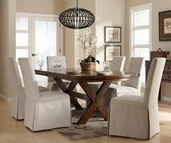 Round Back Chair Slipcovers Elegant Interior And Furniture Layouts Pictures Nice Dining Room