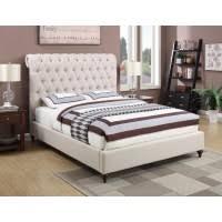 Eastern King Bed Devon Upholstered Bed Eastern King Bed 300527ke Complete