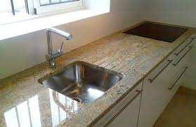 evier de cuisine en granite evier de cuisine en granite plan de travail en madura gold evier