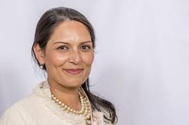 Patel Meme - priti patel s journey from minister to meme how it all happened