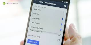 how to clear history on android how to clear browsing history from android devices