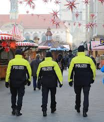 Pictures Of Christmas Decorations In Germany Massive Manhunt For Armed Truck Terrorist Amid Fears Of More