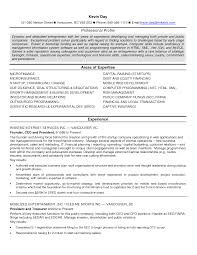 Professional Accountant Resume Example Cpa Resume Resume For Your Job Application