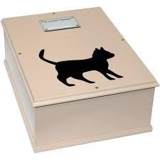 cat caskets painted pet caskets