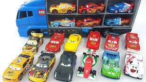 disney pixar cars tomica mack truck hauler disney cars 3 lightning