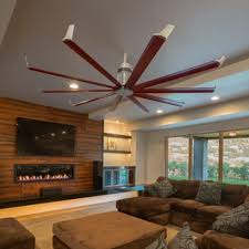 ceiling fans for sloped ceilings sloped ceiling fans angled at lumens for high vaulted ceilings