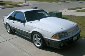 1991 mustang paint colors