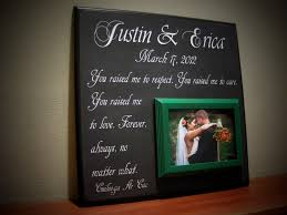 wedding gift from parents gifts for parents wedding entrancing parents wedding gift ideas