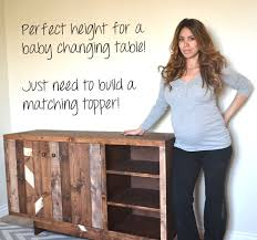 ana white emersen consle or buffet diy projects
