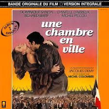 une chambre en ville michel colombier lp cover