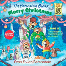 berenstain bears books the berenstain bears merry christmas target exclusive by stan