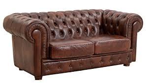 2 er sofa chesterfield sofa 2er sofa echtleder sofaonline24 de