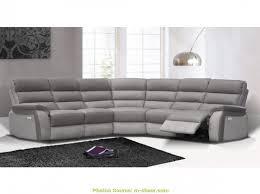 canapé relax électrique cuir canapé canape relax electrique élégant bon canapã angle relax ã