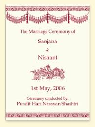 indian wedding program template wedding program cards marriage program booklet marriage program