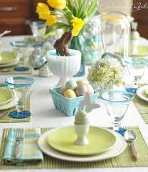 Easter Table Setting Sunday Brunch 12 Spring Easter Table Settings Mythirtyspot