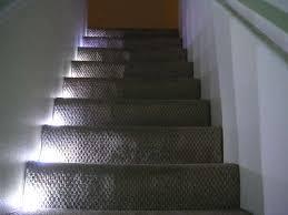 led strip lights for stairs diy ir trip sensor based stairway led lighting 1 stair lighting