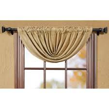 decor burlap curtain panels and burlap valance