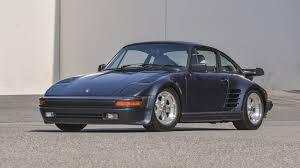 1987 porsche 911 slant nose 1987 porsche 911 turbo slant nose coupe f106 monterey 2015