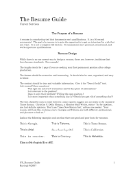Free Resume Critique 30 Second Test Resume Resume For Your Job Application