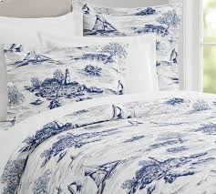 Pottery Barn Toile Bedding Desiree Author At Beautifully Seaside Page 26 Of 368