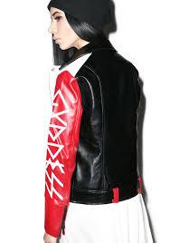 moto jacket black scale blvck goddess moto jacket dolls kill