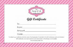 gift cards for business certificate template gift certificate template