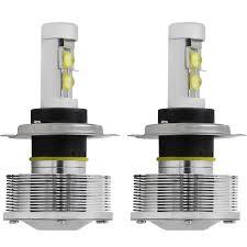 led replacement light bulbs for cars cree 9003 hb2 h4 led headlight conversion kit h4 led headlight