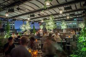 Top Rooftop Bars In London Find A Rooftop Brunch In Nyc From Hotel Terraces To Beer Bar Decks