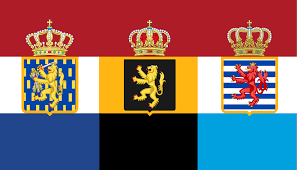 austro hungarianized flag of the benelux vexillology