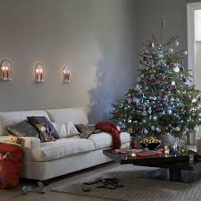 living room classic holiday decorating ideas christmas