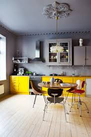 Kitchen Colour Ideas 2014 by Best 25 Grey Yellow Kitchen Ideas On Pinterest Grey Yellow