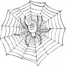 Printable Spider Web Coloring Pages Coloring Me Web Coloring Pages