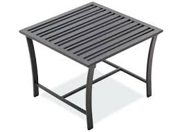 Metal Patio Side Table Small Patio Side Table Objectifsolidarite2017 Org