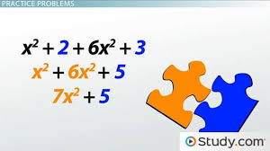 combining like terms in algebraic expressions video u0026 lesson