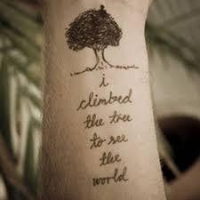 20 beautiful literary tattoos only true book will like
