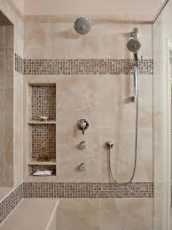 tile design ideas for bathrooms best tile for shower best pebble shower floor travertine tile