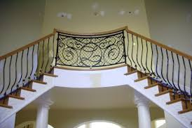 Decorative Railing Interior Gallery Of Wrought Iron Interior Railings U2014 Wrought Iron Railings