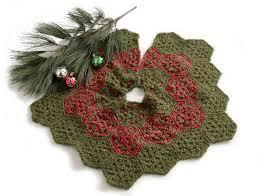 free crochet tree skirt patterns crochet and knitting patterns