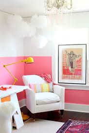 Two Tone Colors For Bedrooms Best 25 Pink Walls Ideas On Pinterest Kitchen Walls Pink