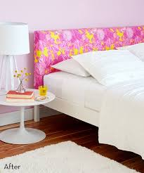 ikea hack how to make an upholstered headboard with an ikea