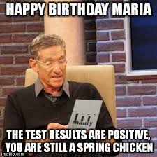 Maria Meme - maury lie detector meme imgflip