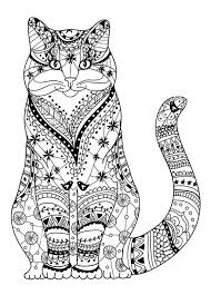 tabby cat coloring pages 1349 best coloring pages images on pinterest coloring books