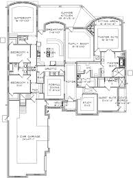Jack And Jill Floor Plans Would Switch Game Room With Br 3 U0026 4 Possible Small B U0026b Change