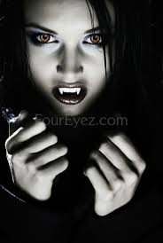 halloween eye contact lenses 14 best vampire halloween contact lenses images on pinterest